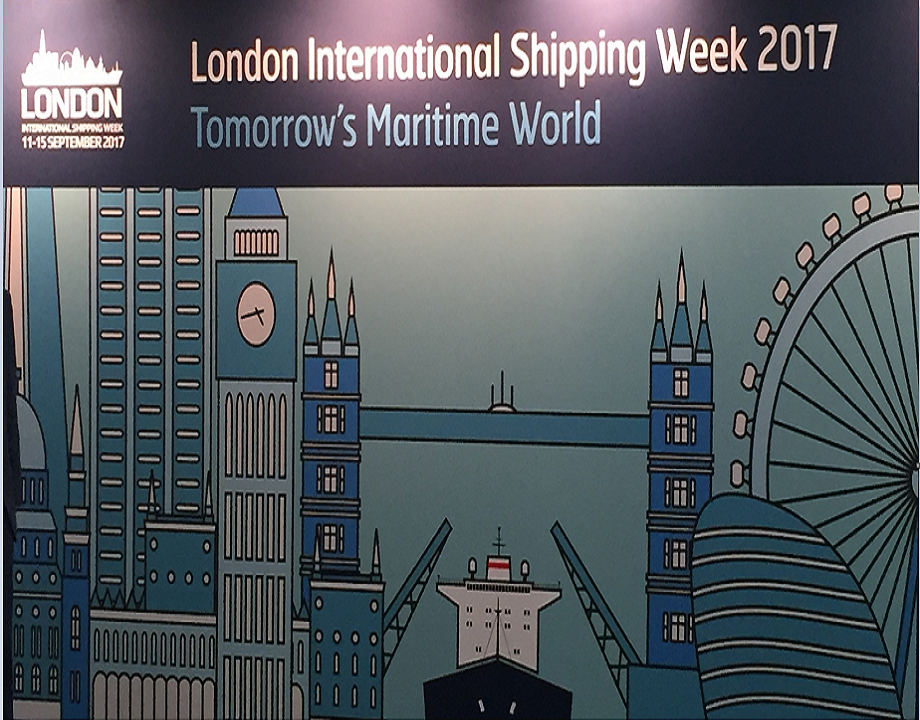London International Shipping Week