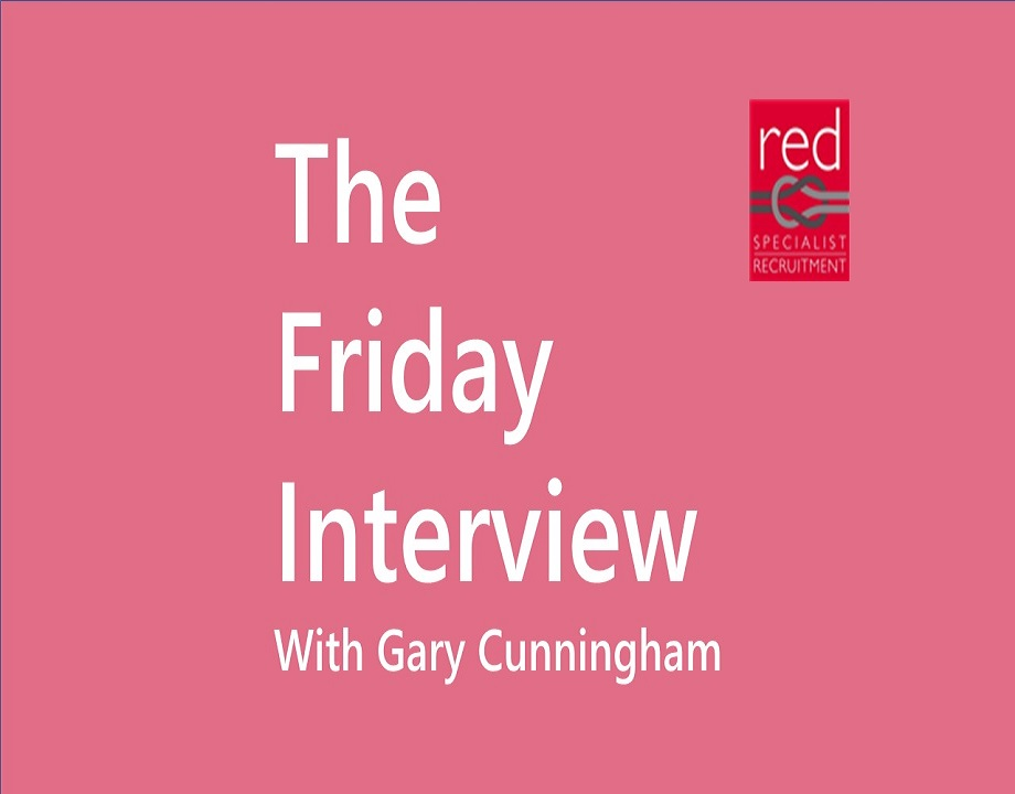 Friday Interview - Gary Cunningham