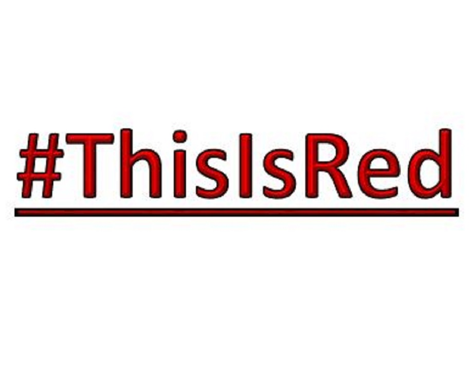 #ThisIsRed